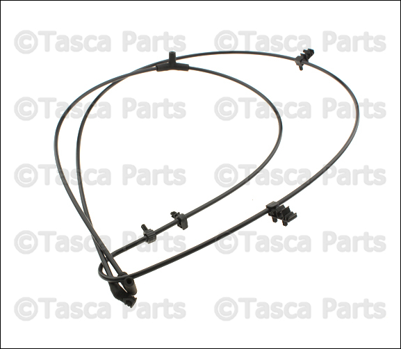 NEW OEM WINDSHIELD WASHER FLUID HOSE 2011-2015 DODGE