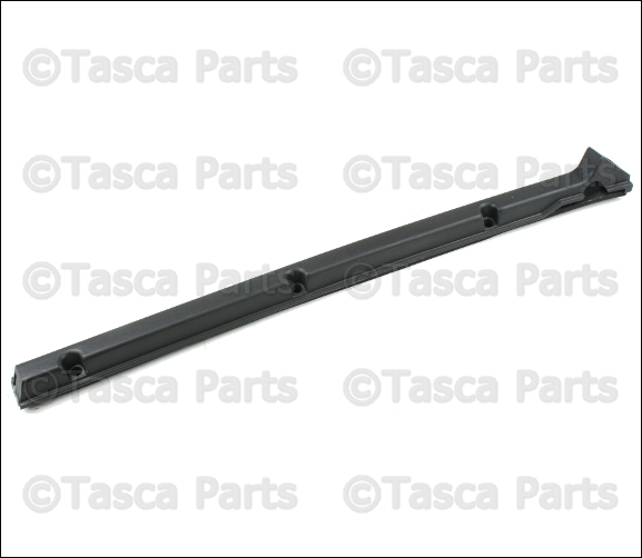 OEM LEFT SIDE FRONT DOOR SEAL WEATHERSTRIP 1997-2002 JEEP