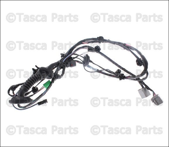 NEW OEM MOPAR LIFT GATE WIRING HARNESS 2009-10 2012-13