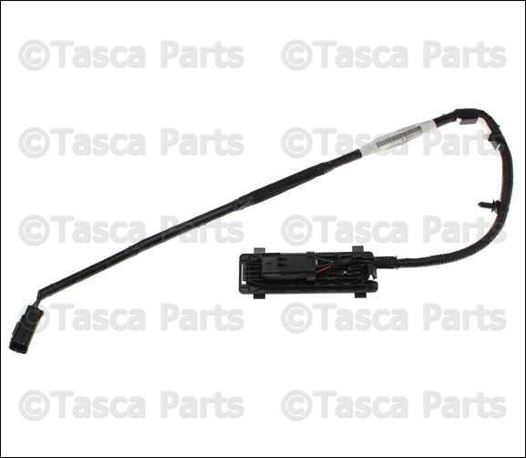 rear view camera wiring