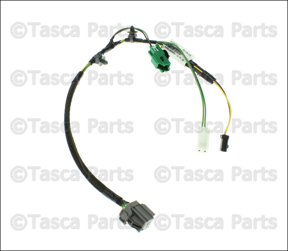 NEW OEM MOPAR FRONT HEATED RECLINER SEAT WIRING HARNESS