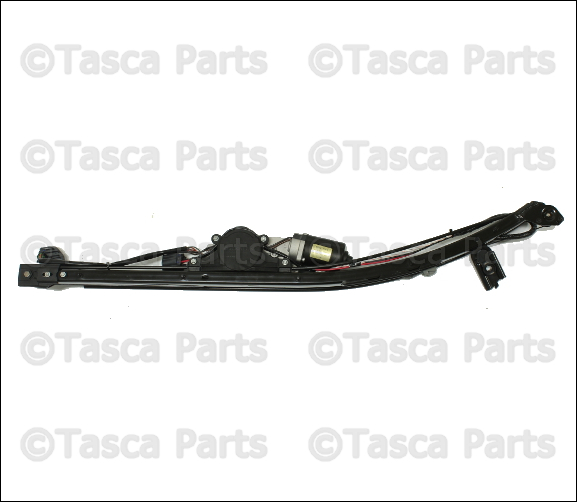 NEW OEM MOPAR RH POWER SLIDING DOOR TRACK 2012 TOWN