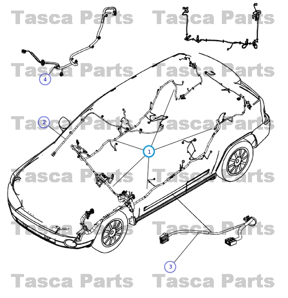 Mopar A Body Wiring Harness : 27 Wiring Diagram Images