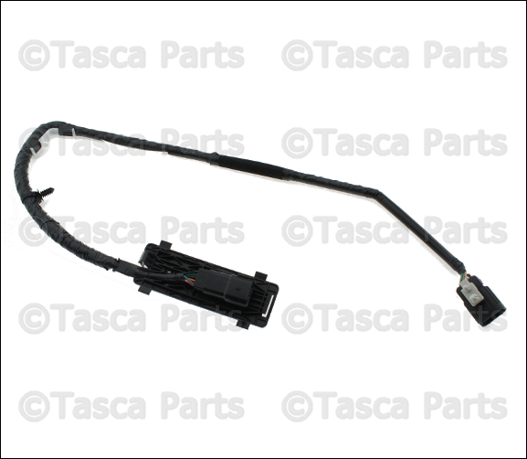 NEW OEM MOPAR TAIL GATE WIRING HARNESS 2013-2014 DODGE RAM