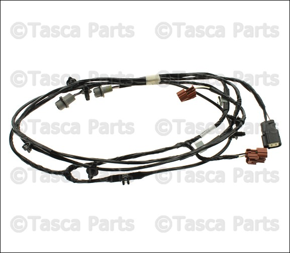 Brand new OEM Mopar Front Lamp Wiring Harness 11-14 Dodge
