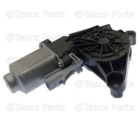 NEW OEM LH REAR DOOR WINDOW REGULATOR MOTOR 2013-2014
