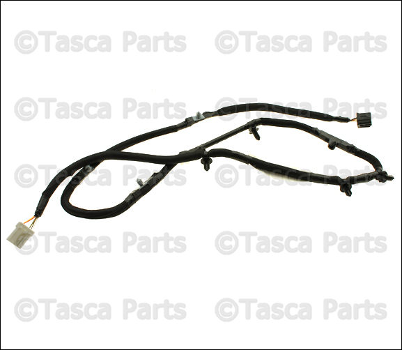OEM MOPAR DASHBOARD MIRROR JUMPER WIRING HARNESS 2013 JEEP