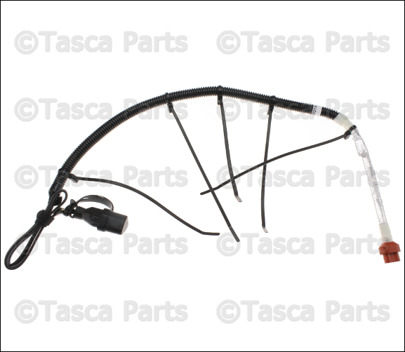 NEW OEM MOPAR ENGINE BLOCK HEATER CORD 2014-2015 JEEP