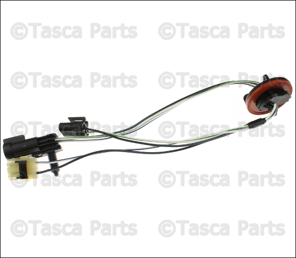 NEW OEM MOPAR HEADLIGHT WIRING HARNESS 2009-2014 DODGE RAM