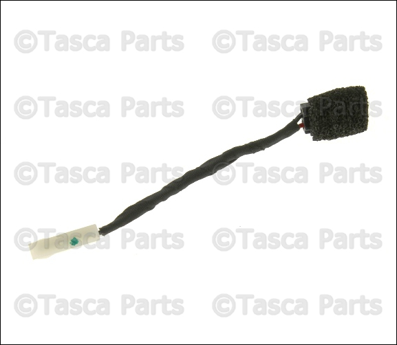NEW OEM MOPAR SIDE VIEW MIRROR TURN SIGNAL WIRING HARNESS