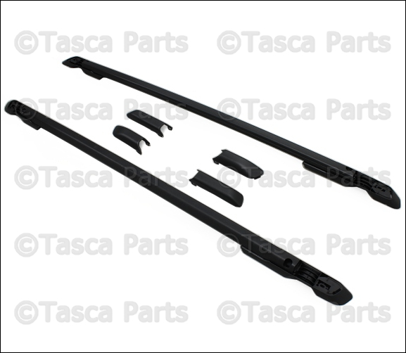 OEM ROOF RACK CROSS BAR SIDE RAIL KIT 2008-2010 JEEP GRAND