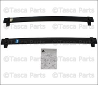 BRAND NEW GENUINE OEM MOPAR ROOF RACK CROSS RAILS 2008 ...