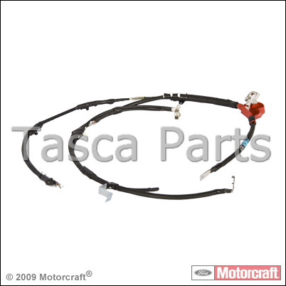 NEW OEM BATTERY POSITIVE & NEGATIVE CABLE 2001-2003 FORD