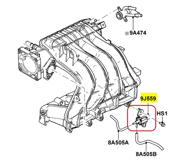 2001 Ford Ranger 2 3 Liter Engine Photos And Diagram