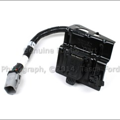 13 Pin Trailer Plug Wiring Diagram Energy Transfer 4 Way Ford F 250 New Oem U0026 7 Tow Wire Harness Kit 2002 04new