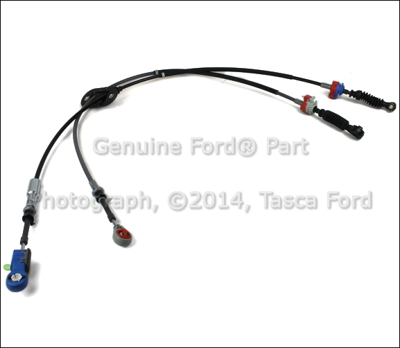 NEW OEM 5 SPEED MANUAL TRANSMISSION SHIFT CABLE 2001-2004
