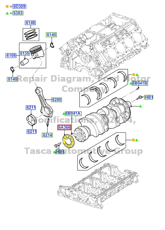 NEW OEM MANUAL TRANSMISSION FLYWHEEL REINFORCEMENT PLATE