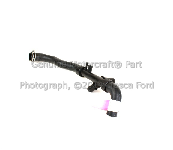 BRAND NEW LINCOLN LS OEM ENGINE COOLANT HOSE #3W4Z-8260-AA