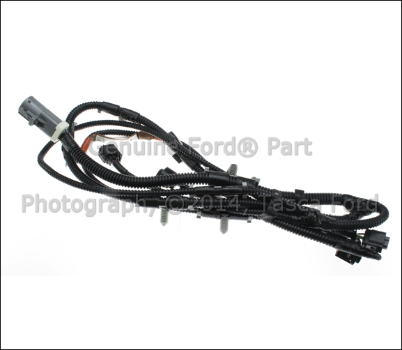 NEW OEM PARK AID SENSOR WIRING HARNESS 2004-06 FORD F150
