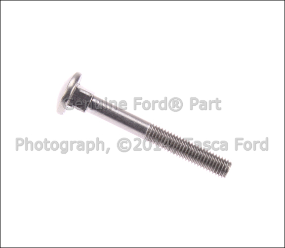 NEW OEM GENUINE BATTERY CLAMP BOLT 2005-2006 FORD F250