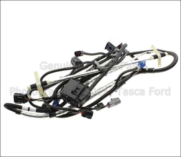 NEW OEM WIRE WIRING HARNESS FORD 2005-07 F250 F350 F450