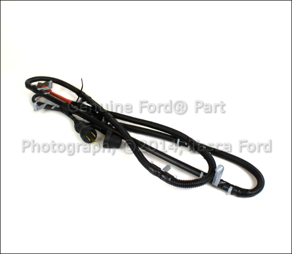 NEW OEM BLOCK HEATER WIRING HARNESS 2005-2007 FORD F250