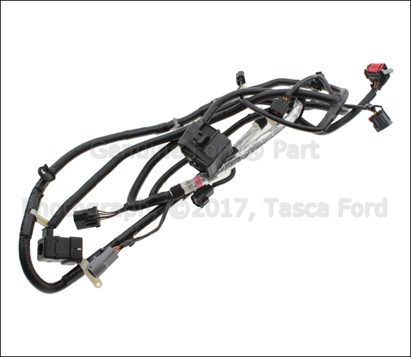 NEW OEM ENGINE TRANS WIRING 2006-2007 FORD F250 F350 F450