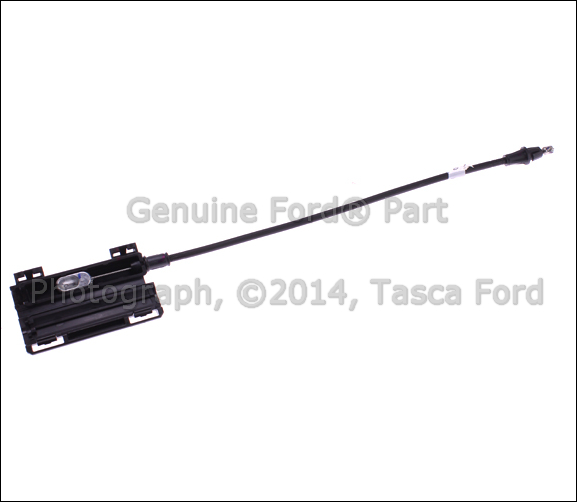 NEW OEM HOOD CONTROL RELEASE CABLE 2008-2010 FORD F250