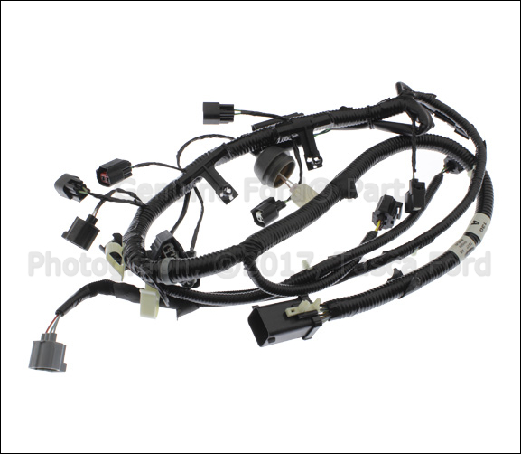 Jeep 40 Fuel Injection Wiring Harness