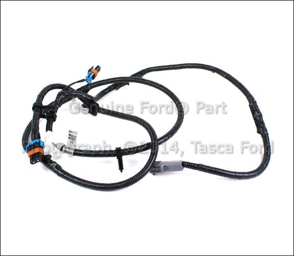 fog lamp wiring harness