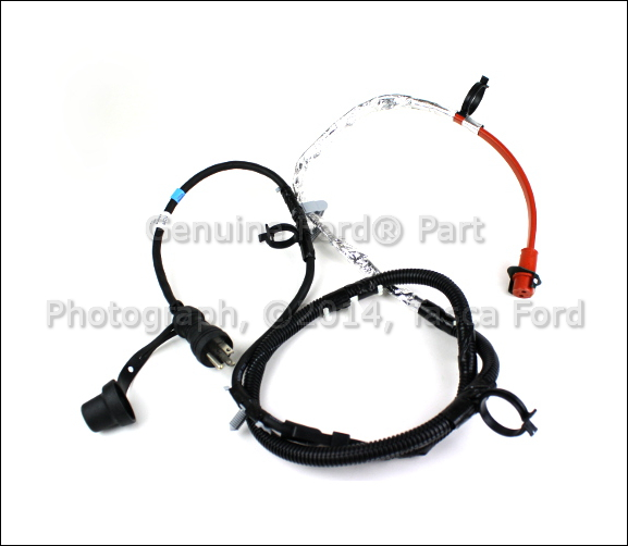 New Fog Light Wiring Harness 2008 2010 Ford F250 F350 F450