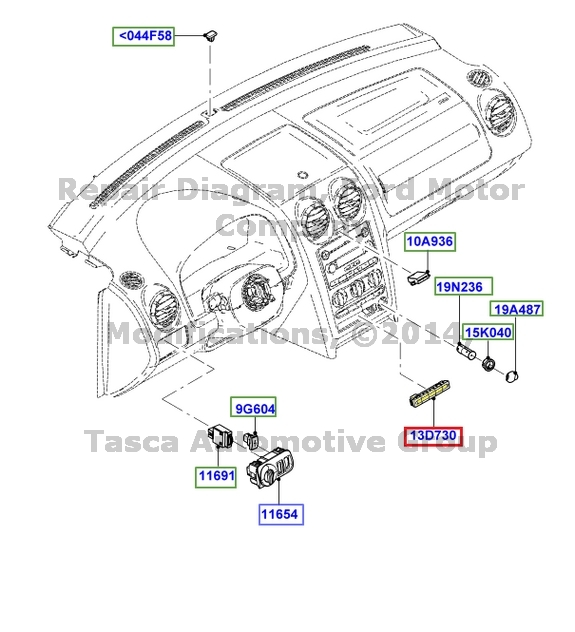 2008 Ford Taurus X Engine Diagram. Ford. Auto Parts