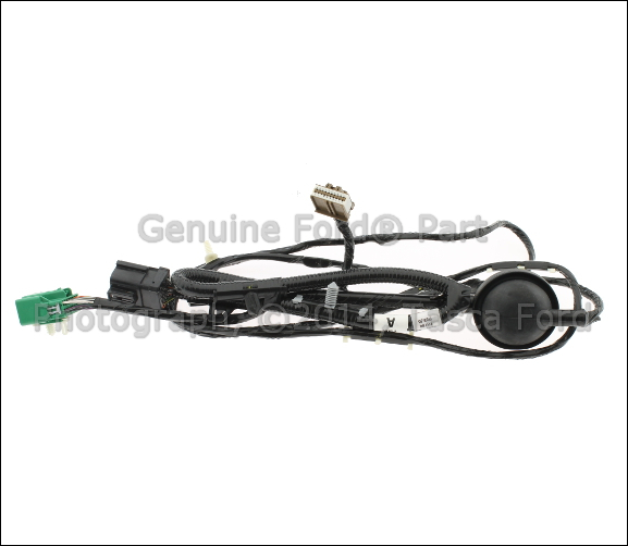 2007 ford explorer engine wiring harness