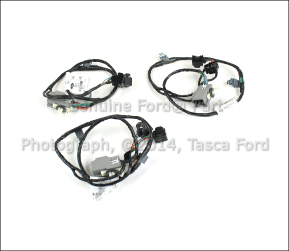 NEW OEM AMBIENT LIGHTING CUP HOLDER WIRE HARNESS 2008-2009
