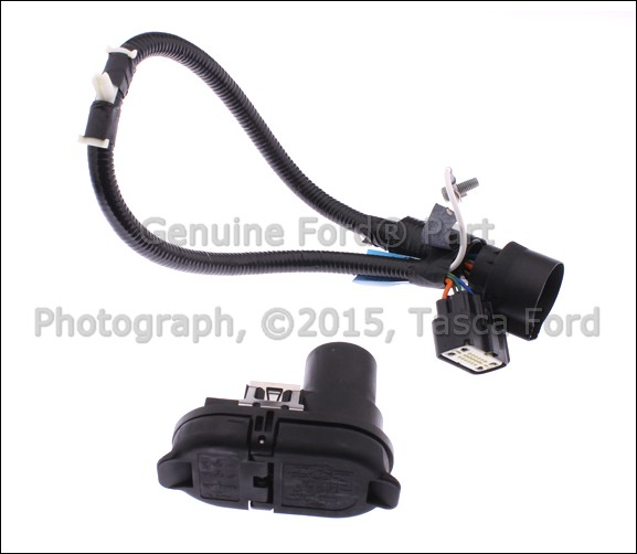 2011 Ford F 150 Trailer Wiring Harness Also With Ford F 150 Trailer