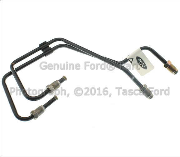 BRAND NEW OEM FRONT BRAKE LINE TUBE ASSEMBLY 2008-2011