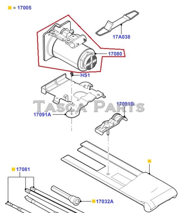 BRAND NEW OEM 6 TON LIFTING JACK 2006-2014 FORD F250 F350