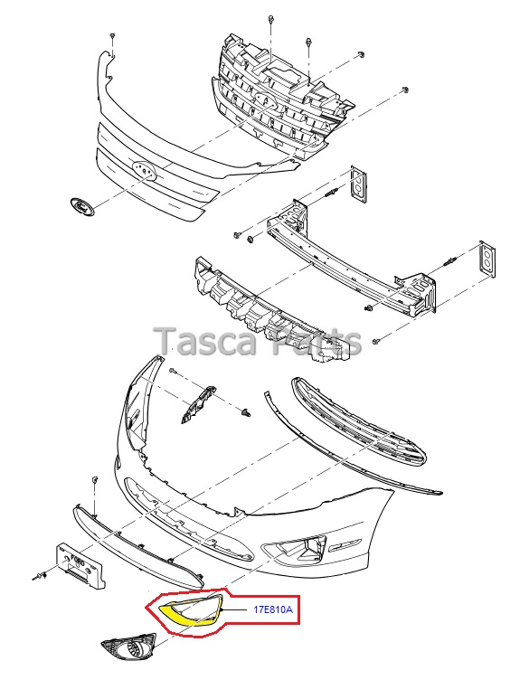 Bezel Ford Fusion Parts Diagram. Ford. Auto Wiring Diagram