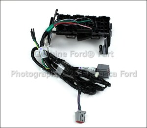 NEW OEM UPFITTER SWITCH JUMPER WIRE HARNESS 20112013 FORD