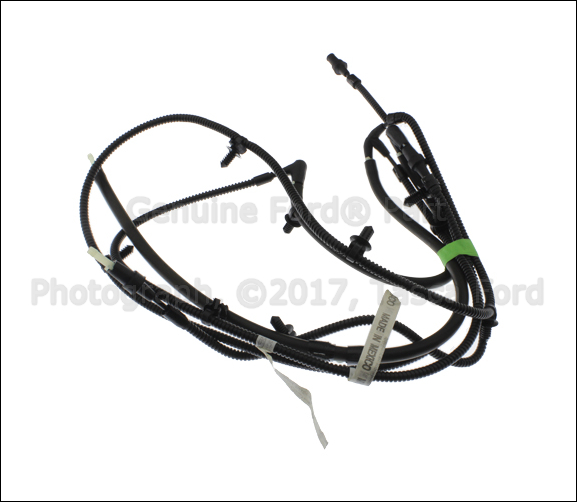 2013 Ford F 150 Trailer Wiring Harness Connectors