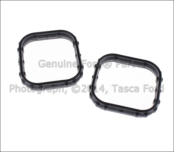 BRAND NEW OEM 2 INTAKE MANIFOLD GASKETS 2007-2015 FORD