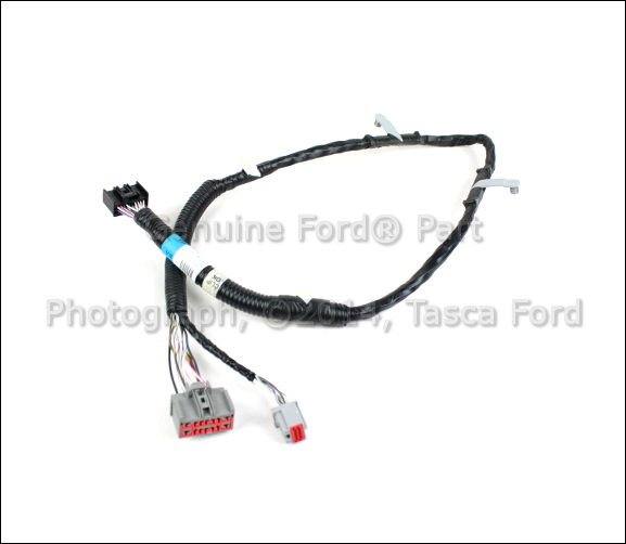 NEW OEM RADIO AMPLIFIER WIRE FORD FUSION MERCURY MARINER