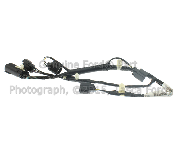 NEW OEM FRONT OR REAR VIEW CAMERA WIRE 2012-2013 FORD F