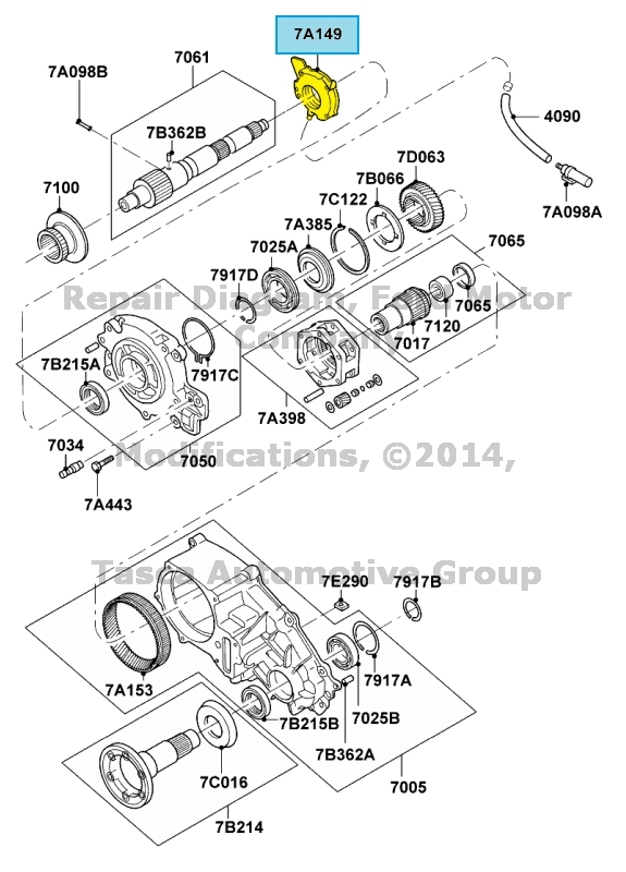 Search Results 2002 Ford Explorer Transfer Case Problems