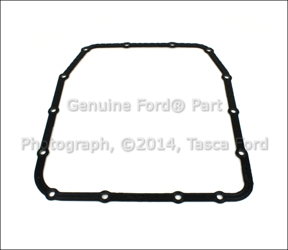 OEM 4R70W 2WD 4 SPEED AUTO TRANSMISSION FLUID PAN GASKET