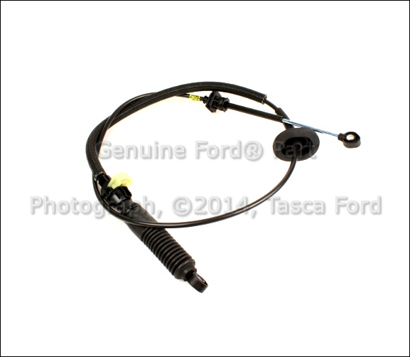NEW OEM C6 TRANSMISSION SHIFT CONTROL CABLE 92-96 FORD