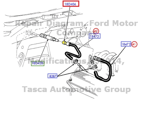 Wiring Diagram: 31 2002 Ford F150 Heater Hose Diagram