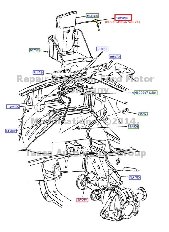 1997 ford f 150 ac diagram