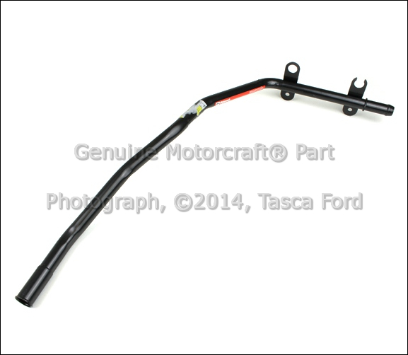 BRAND NEW FORD LINCOLN OEM 5.4L V8 HEATER WATER OUTLET