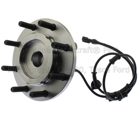NEW OEM FRONT WHEEL HUB ASSEMBLY 99-2004 FORD F250 F350